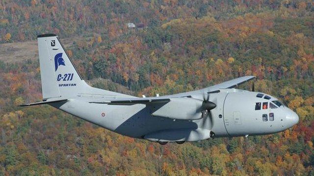 The MC-27J Spartan: The Baddest Gunship the USAF Will Never Fly