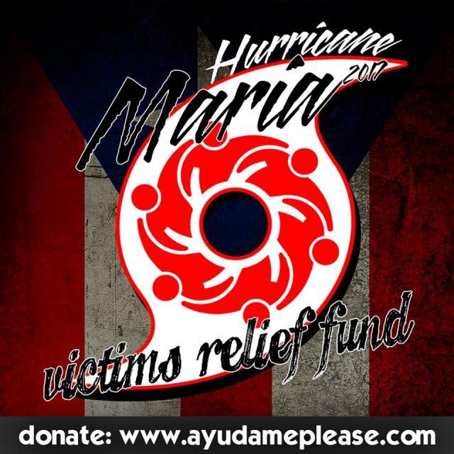 Huracan Maria 2017 PR